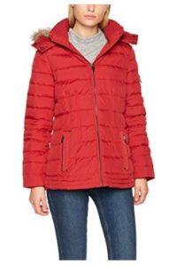 Hermosos plumíferos sprit para mujeres corto con bolsillos laterales en un color muy resaltante para la moda de invierno